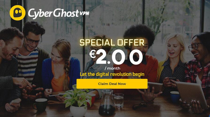 Cyberghost deal