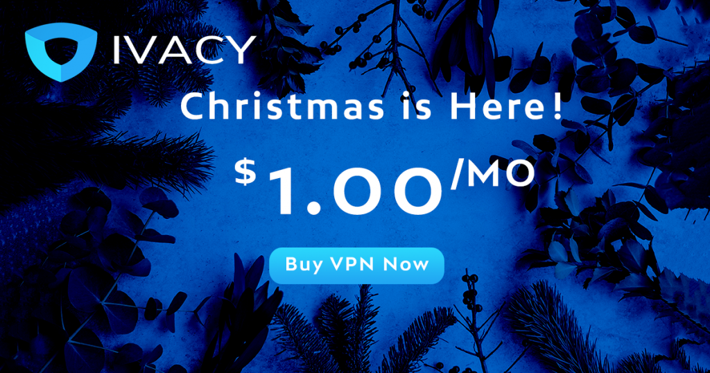 Ivacy Christmas deal