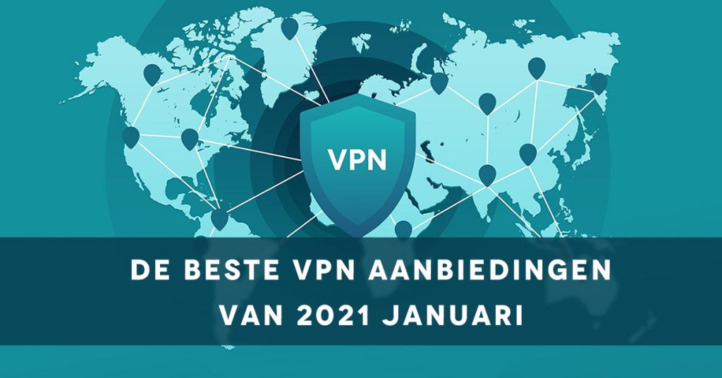 De beste VPN aanbiedingen 2021