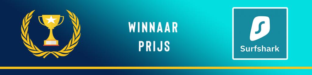 NordVPN vs Surfshark - prijs