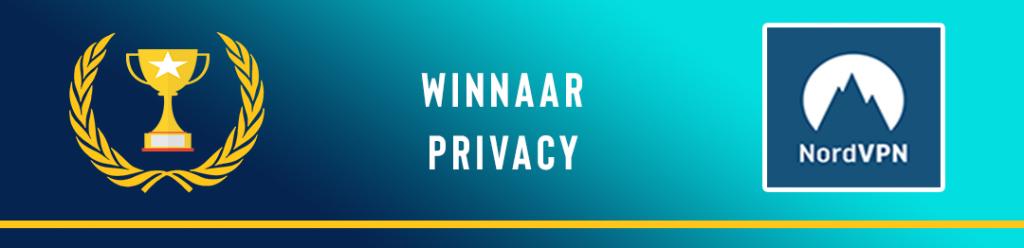 NordVPN vs Surfshark - privacy