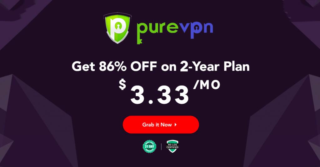 PureVPN Christmas deal