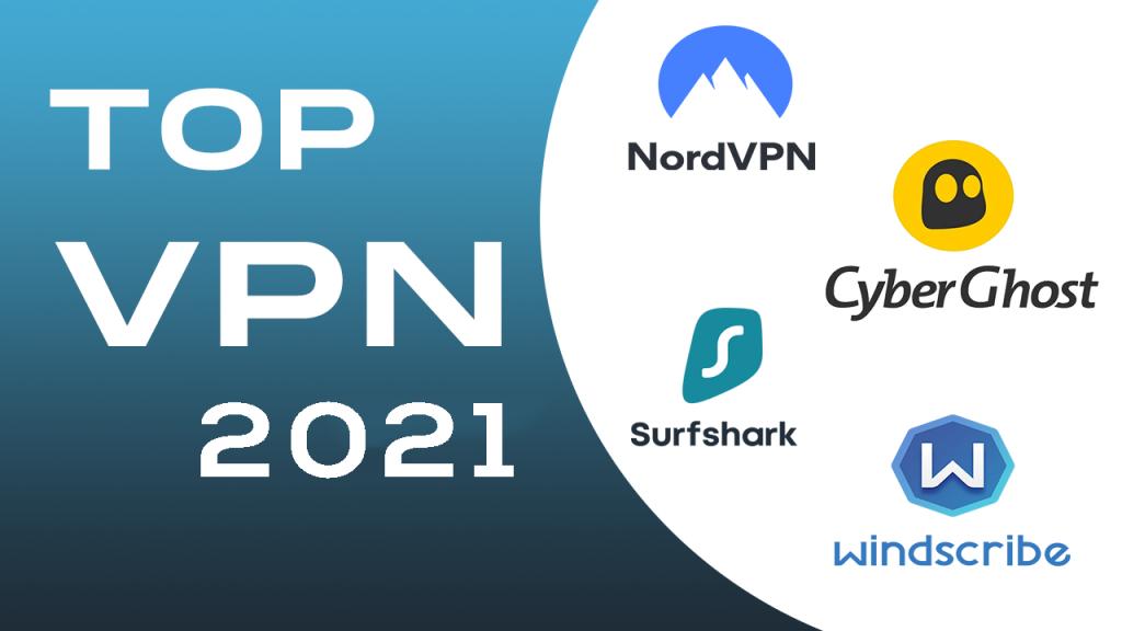 TOP 5 beste VPN providers van 2021