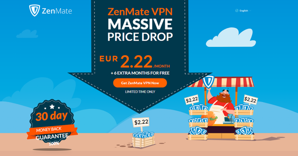 Zenmate Deal