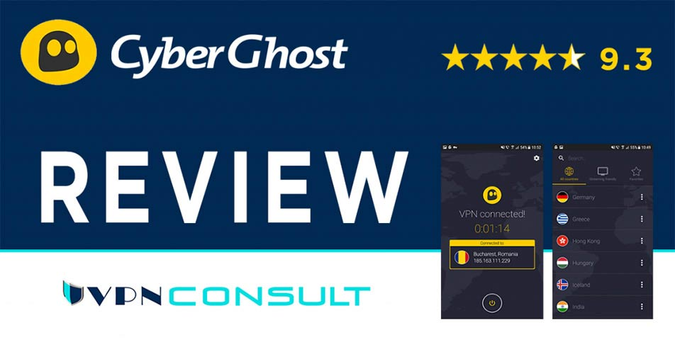 CyberGhost review