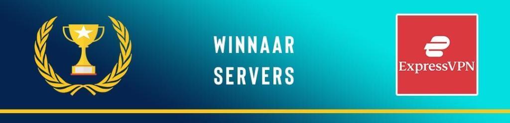 NordVPN vs ExpressVPN - Aantal servers