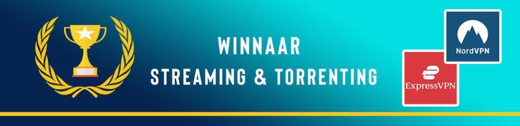 ExpressVPN vs NordVPN: streaming & torrenting