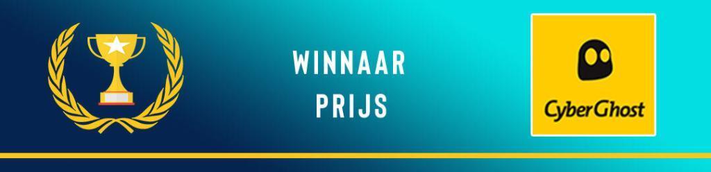 NordVPN vs CyberGhost - prijs