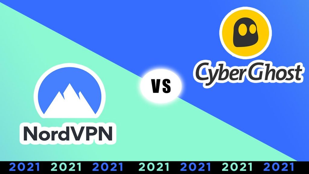 NordVPN vs CyberGhost VPN