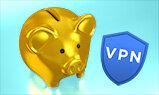 VPN bespaart geld